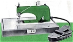 Click here to enlarge image and see more about item smm590: Bell sewing machine manual