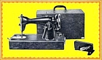 Click here to enlarge image and see more about item smm595: Home Mark sewing machine manual