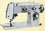 Click here to enlarge image and see more about item smm608a: Elgin model 2468  sewing machine manual