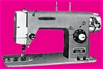 Click here to enlarge image and see more about item smm642: PRINTED LL 70 sewing machine manual (smm642)