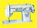 Click here to enlarge image and see more about item smm648: PRINTED Un named sewing machine manual (smm1393)