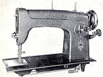 Click here to enlarge image and see more about item smm664a: PRINTED Westinghouse Free ALC sewing machine manual (smm664a)