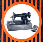 Click here to enlarge image and see more about item smm746: Kingston sewing machine manual