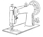 Click here to enlarge image and see more about item smm784: Challenge 117.40 sewing machine manual