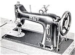 Click here to enlarge image and see more about item smm825: Pfaff model 30 sewing machine manual
