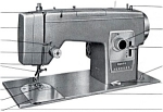 Click here to enlarge image and see more about item smm839h: PRINTED Kenmore by Sears 1750 sewing machine manual (smm839h)