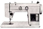Click here to enlarge image and see more about item smm854: PRINTED Montgomery Ward  260 sewing machine manual (smm854)