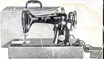 Click here to enlarge image and see more about item smm883: Elgin round bobbin sewing machine manual