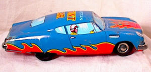 CRAGSTON STUNT CAR~DAIYA~1950'S (Image1)