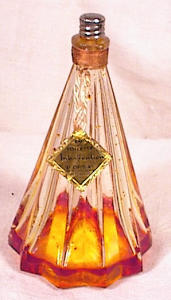 VINTAGE D'ORSAY INTOXICATION PERFUME BOTTLE (Image1)
