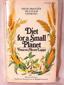 DIET FOR A SMALL PLANET by FRANCIS  LAPP (Image1)