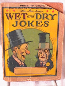 Wet And Dry Jokes - Star Series - 1918