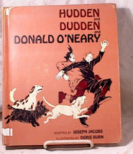 HUDDEN & DUDDEN~IRISH FOLK TALE~JACOBS (Image1)
