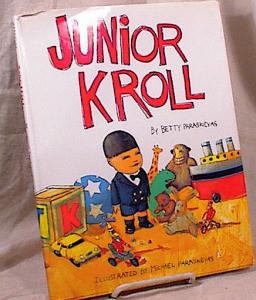 JUNIOR KROLL~PARASKEVAS~1993~1st~hc/dj (Image1)
