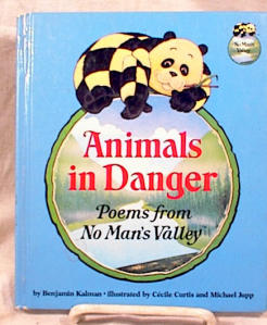 Animals In Danger - 1st Ed - Hc - 1982 - Kalman