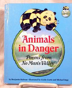 ANIMALS IN DANGER~1ST ED~HC~1982~KALMAN (Image1)