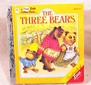 Three Bears - First Lgb - Luvs Diapers Premium -