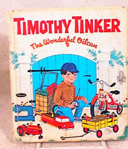 Timothy Tinker - Tell-a Tale - 1968 - Whitman