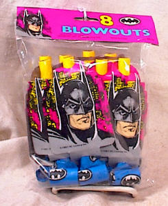 BATMAN PARTY BLOWOUTS~MIP (Image1)