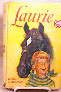 LAURIE~FELLA~FAMOUS HORSE STORIES~HC~1953~ (Image1)