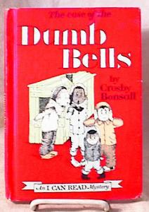 CASE OF THE DUMB BELLS~HC~1966~BONSALL (Image1)