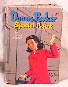 Donna Parker - Special Agent - Whitman - 1957