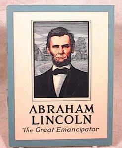 JOHN HANCOCK BOOKLET~LINCOLN (Image1)