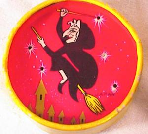 VINTAGE WITCH ~ CLOWN DEXTERITY PUZZLE (Image1)