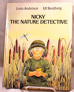 Nature Detective - Anderson - Svedberg - Hc - 1st Am