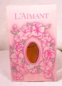 Vintage Coty L'aimant Purse Spray - Mip -