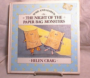 THE NIGHT OF THE PAPER BAG MONSTERS~CRAIG~1ST (Image1)