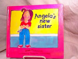 ANGELA'S NEW SISTER~HC/1ST~1988~MATARASSO (Image1)
