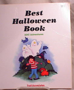 TROLL ASSOCIATES~BEST HALLOWEEN BOOK~1985 (Image1)