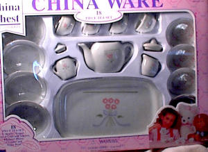 FAO SCHWARTZ 18PC CHILD'S TEA SET-MIP (Image1)