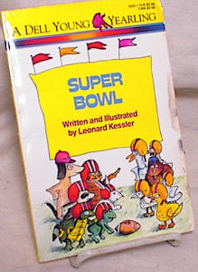 Super Bowl - Dell Yearling 1st Pb - 1980