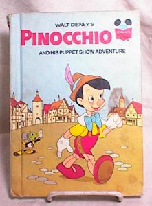 DISNEY'S PINOCCHIO PUPPET SHOW ADVENTURE (Image1)