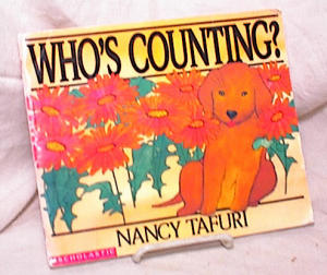 WHOSE COUNTING ~1986~TRAFURI 1ST PB	 (Image1)