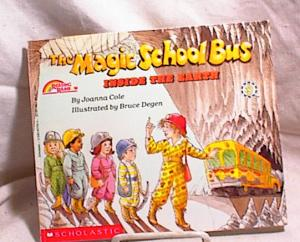 MAGIC SCHOOLBUS -INSIDE THE EARTH-1987 (Image1)