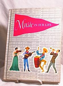 MUSIC IN OUR LIFE ~ CHILDREN'S  SONGS ~ 1959 (Image1)