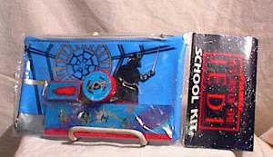 RETURN OF JEDI SCHOOL KIT~MIP~STAR WARS (Image1)