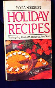 Holiday Recipes - Chanuka Et Al - Hodgson - Pb - 1981