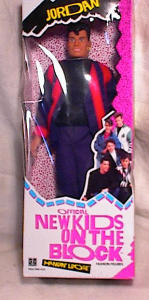 JORDAN~NEW KIDS ON BLOCK~DOLL~MIP (Image1)