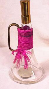 TRUMPET SHAPE PERFUME BOTTLE~CHARBERET~1933 (Image1)