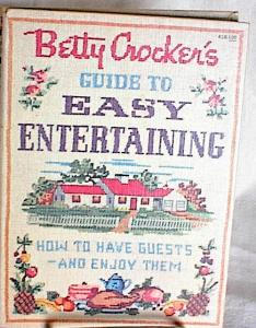 BETTY CROCKER GUIDE TO EASY ENTERTAINING (Image1)