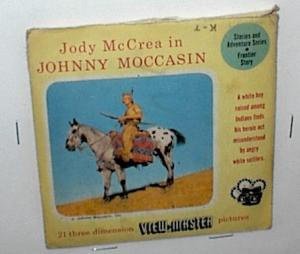 JOHNNY MOCCASIN VIEWMASTER REEL (Image1)