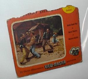 BUFFALO BILL JR. VIEWMASTER REEL (Image1)