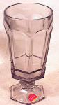 Click here to enlarge image and see more about item 1511: FOSTORIA~VIRGINIA~FOOTED TUMBLER