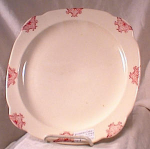 Click here to enlarge image and see more about item 1980: PADEN CITY CAKE/SANDWICH PLATE~REGINA