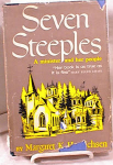 Click here to enlarge image and see more about item 2476: SEVEN STEEPLES~ HENRICHSEN~1953~HC/DJ/1ST SIG
