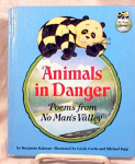 Click to view larger image of ANIMALS IN DANGER~1ST ED~HC~1982~KALMAN (Image1)